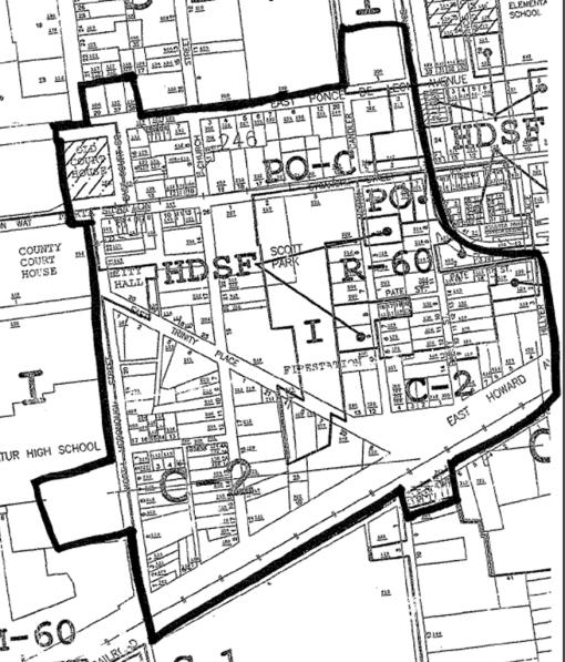 DecaturNational Historic District